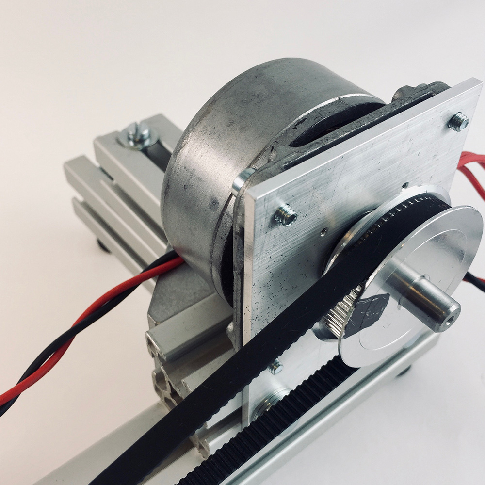 DC Motor for Research